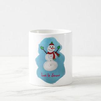 Mug - Snowman
