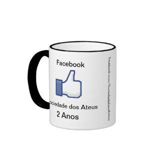 Mug Society Of the Atheists - Anniversary 2 Years