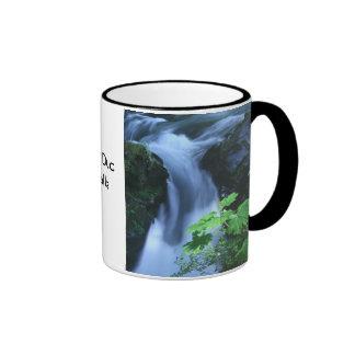 Mug:  Sol Duc Falls Ringer Mug