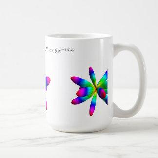 mug, spherical harmonics I Classic White Coffee Mug