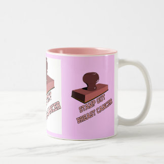 Mug - Stamp Out Breast Cancer