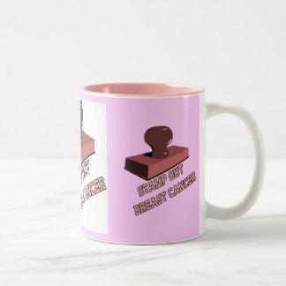 Mug - Stamp Out Breast Cancer