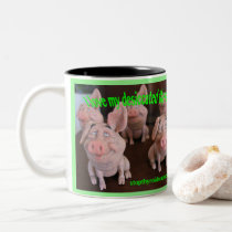 MUG - Stop the Thyroid Madness Desiccated Thyroid
