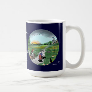 mug storyteller Puss in Boots engl