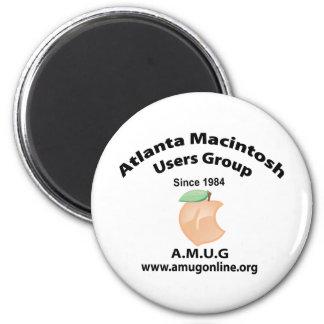 Mug Stuff 2 Inch Round Magnet