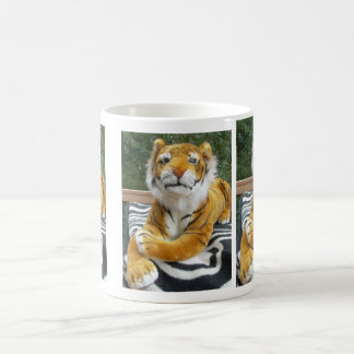 Mug, Stuffed TIGER Coffee Mug