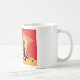 "Mug ""Sunbathing """