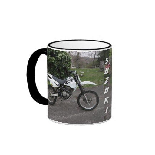 Mug Suzuki DR Dirt Bike Motorcycle