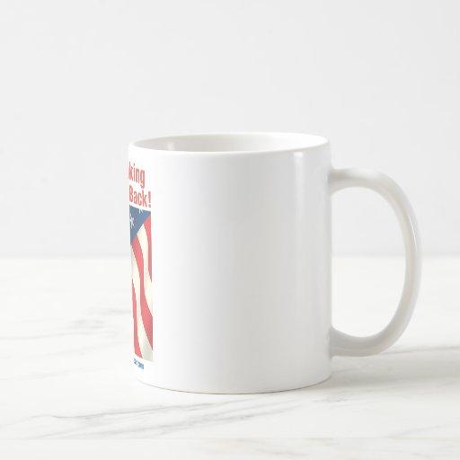 Mug - Take America Back