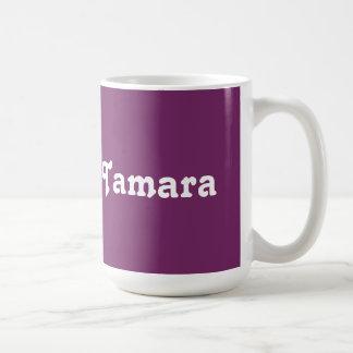 Mug Tamara