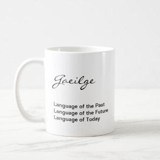 Mug: Teanga an... Coffee Mug
