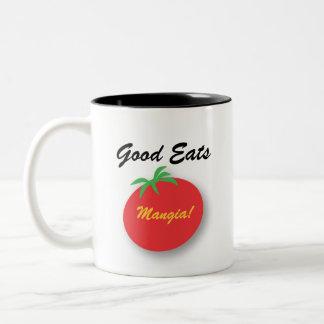 Mug Template Casual Dining Italian