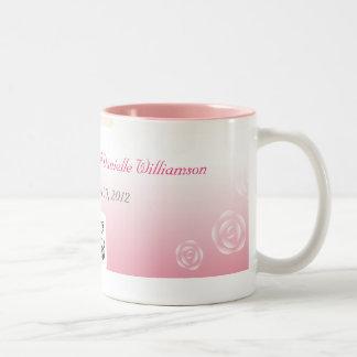 Mug Template Wedding