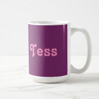Mug Tess