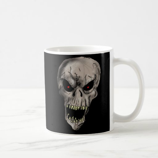 Mug Tete De Mort Zazzle