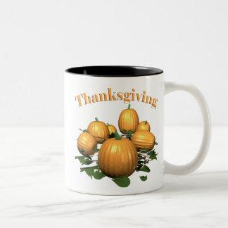 Mug - Thanksgiving Pumpkin Patch