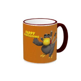 Mug - Thanksgiving Turkey Greeting