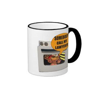 Mug - Thanksgiving Turkey Lawyer