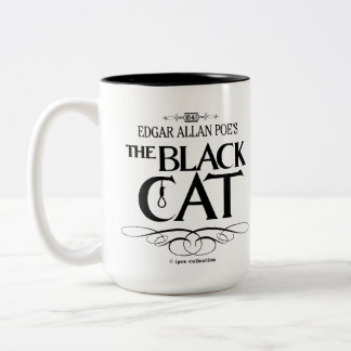 "Mug ""The Black Cat """