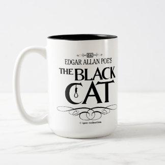 """Mug """"The Black Cat"""" Taza"""