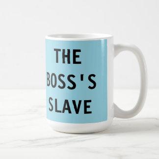 Mug The Boss's Slave