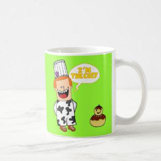 """mug """"the chef"""""""