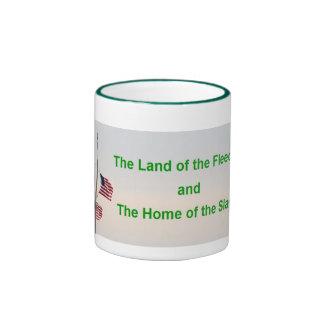 Mug - The Land of the Fleeced ...