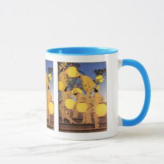 Mug: The Lantern Bearers - Maxfield Parrish Mug