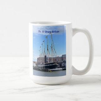 """Mug """"The SS Great Britain"""""""