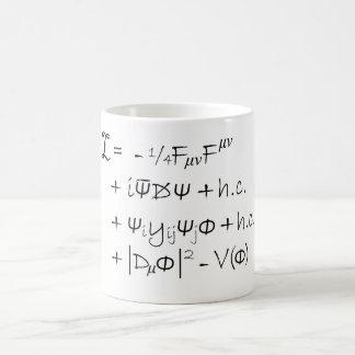 Mug - The Standard Model