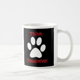 Mug - Think Pawsitive