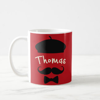 Mug Thomas by Ciel My Moustache