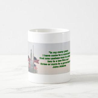 Mug - Three useless men is a government