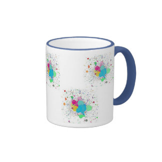 Mug tinta drops