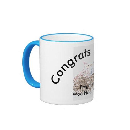 Mug to Congrats For Pregnancy