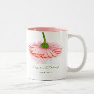 Mug to show your support to your BFF breast cancer