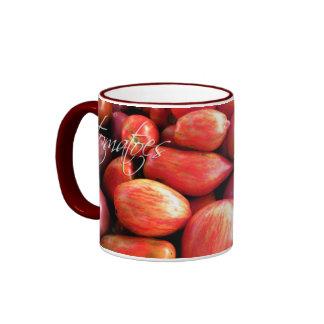 Mug, Tomato Ringer Coffee Mug