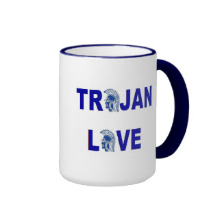 Mug Trojan Love By Ladee Basset