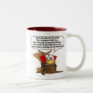 Mug - Turkey Pleas For Life