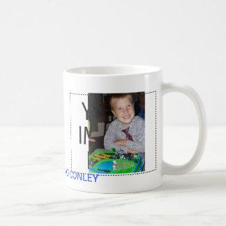 Mug Two-Image Template Amaris & Nikao Conley