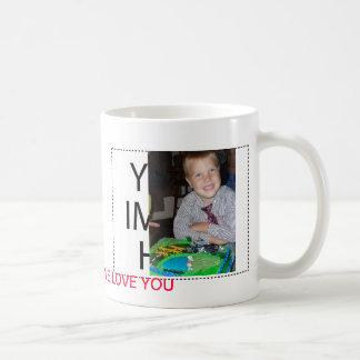 Mug Two-Image Template Amaris & Nikao to MOM & DAD