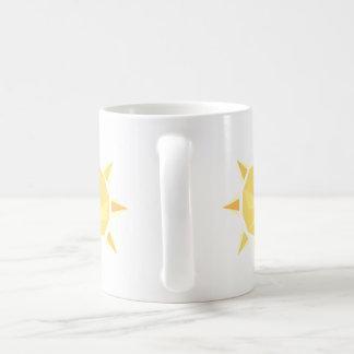 Mug Two-Image Template sun design
