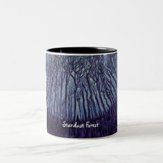 Mug Two Tone Stardust Forest