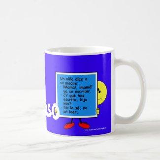 Mug - Un Niño Orgulloso mug