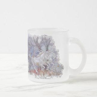 Mug - Unicorn Autumn Run