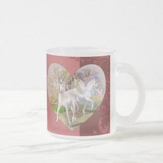 Mug - Unicorn Pegasus Heart