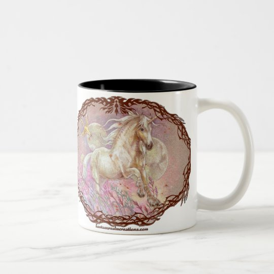 Mug - Unicorn Three Moons