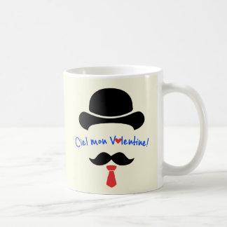 Mug Valentine London 1 by Ciel My Moustache