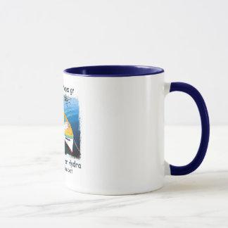 Mug - Varkalas from Hydra