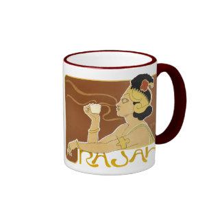 Mug: Vintage Rajah Coffee